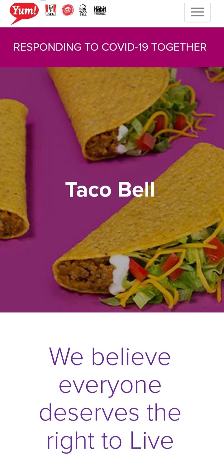 Taco Bell | Tellthebell