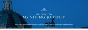 MyVikingJourney River Cruise Login
