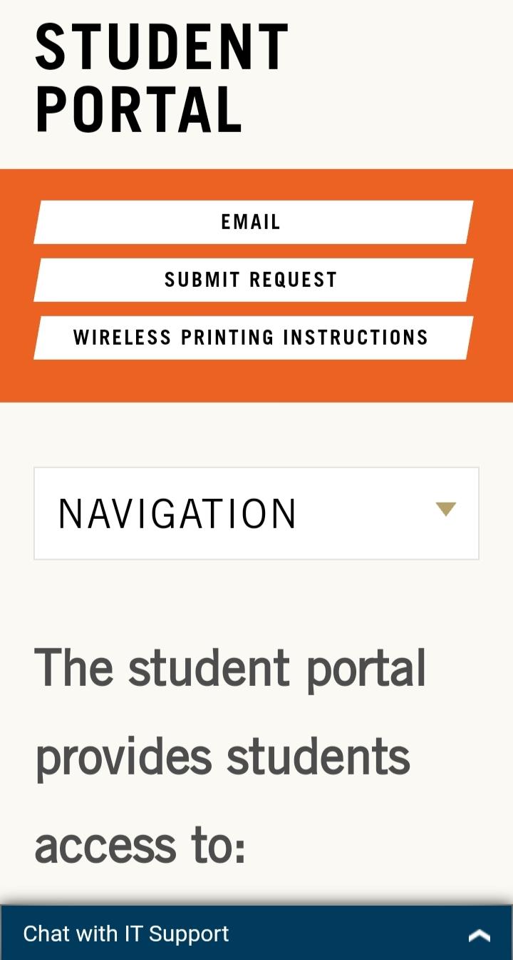Lindenwood University Student Portal Login