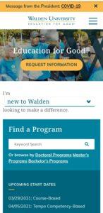 Walden University Student Portal Login-2