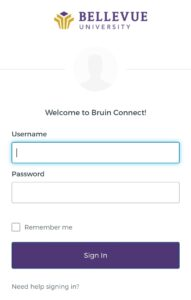 Bruin Student Portal Login