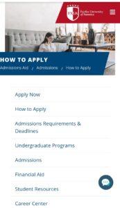 Fairfax University Of America VIU Login Portal