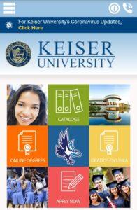 Keiser University Blackboard