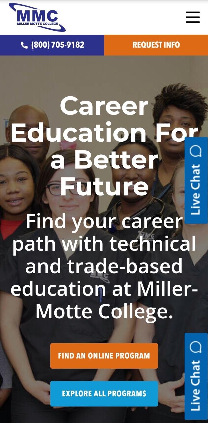 Miller Motte Technical College Student Portal Login