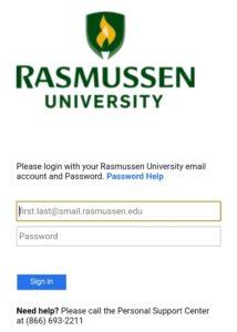 Rasmussen College Student Portal Login