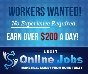 Legit Online Jobs from home