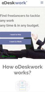 oDesk Online Job